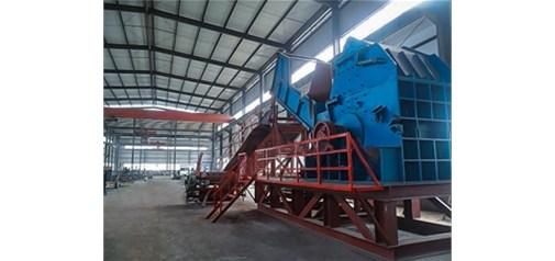 废钢生产线-山东恒恩专业制造企业