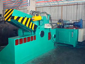 315型鳄鱼剪切机